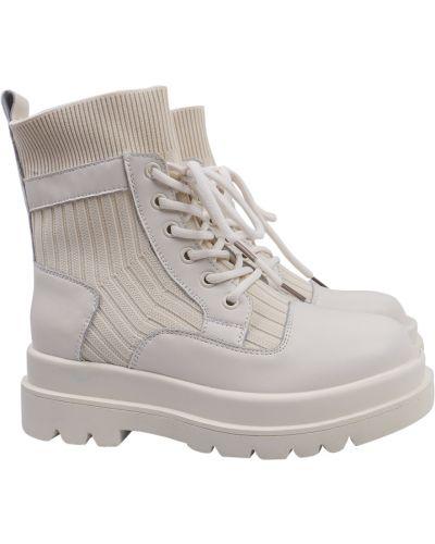 Кожаные ботинки Lifexpert