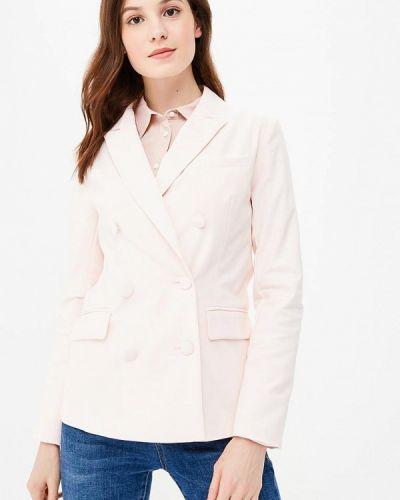 Розовый пиджак Baon