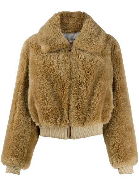 Куртка с манжетами Yves Salomon Meteo