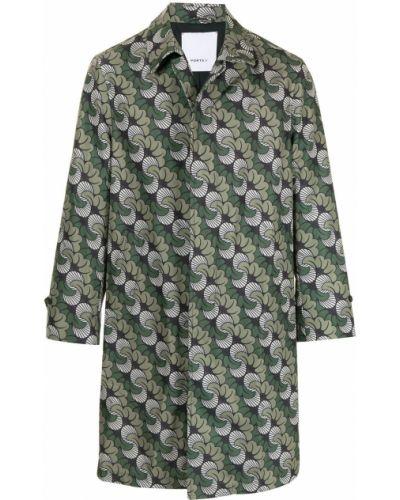 Płaszcz przeciwdeszczowy - zielony Ports V