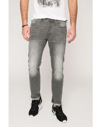 Серые джинсы делаве Jack & Jones