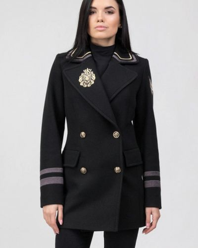Пальто - черное Raslov