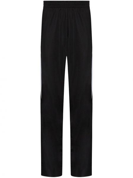 Czarne spodnie Raf Simons