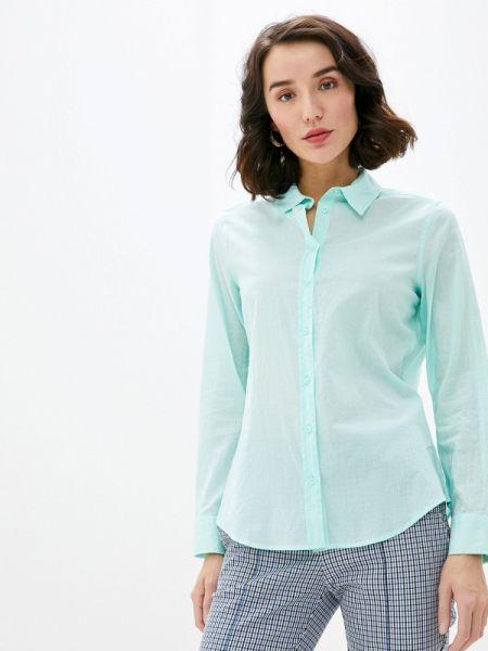 Рубашка с длинным рукавом зеленый United Colors Of Benetton