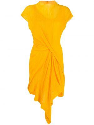 Платье мини на пуговицах трапеция Nina Ricci