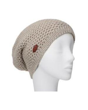 Вязаная шапка кашемировая шерстяная La Neve