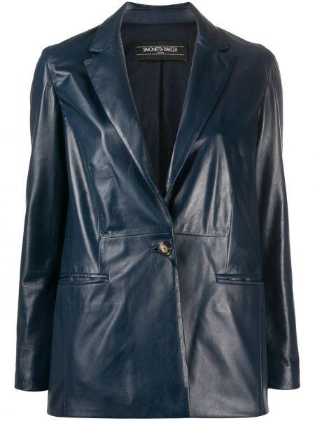 Синяя куртка Simonetta Ravizza