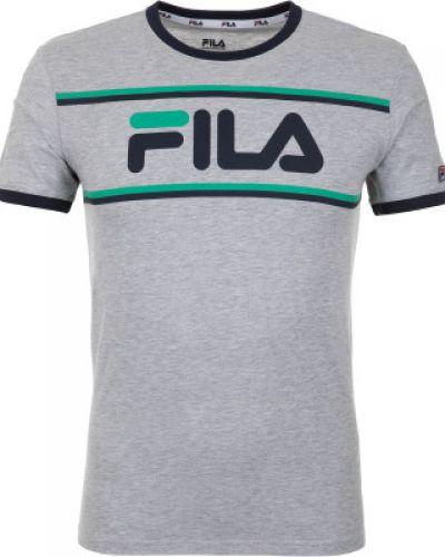 Спортивная футболка хлопковая из вискозы Fila