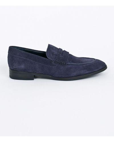 Туфли замшевые текстильные Joop!