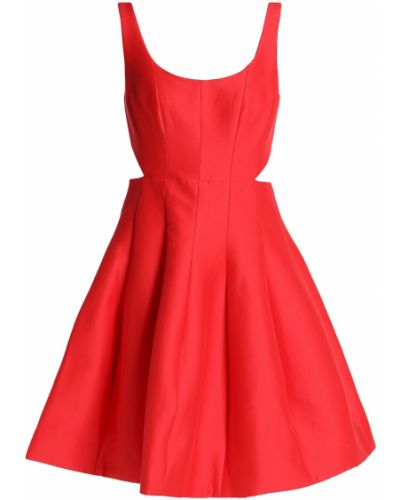 Хлопковое платье Halston Heritage