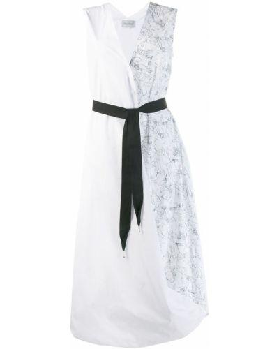 Платье миди Balossa White Shirt