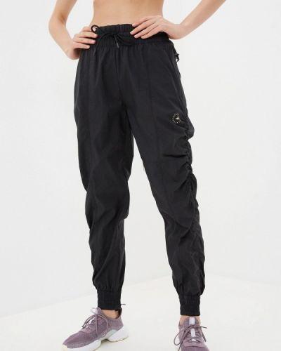 Черные спортивные брюки Adidas By Stella Mccartney