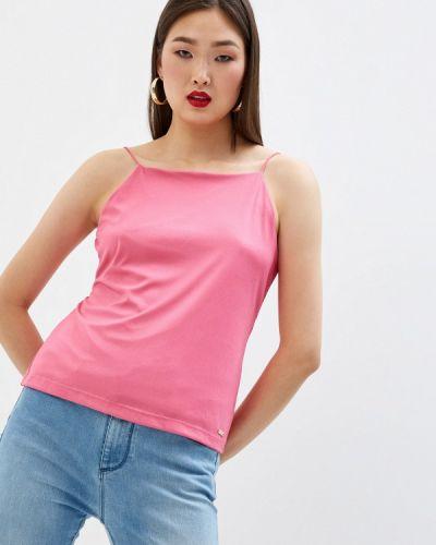 Розовый топ Armani Exchange
