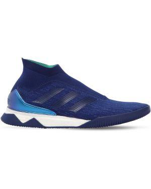 Niebieskie sneakersy Adidas X Nemeziz