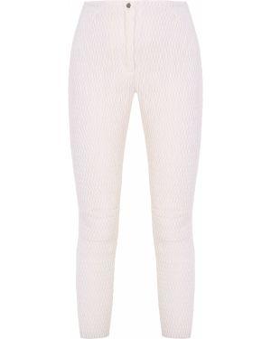 Нейлоновые брюки - бежевые Naumi