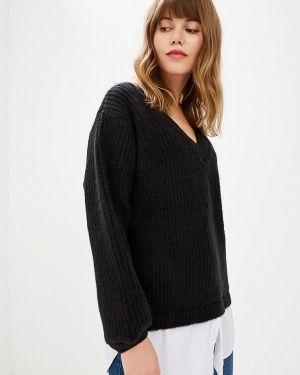Черный пуловер Numinou