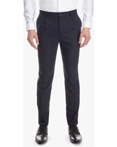 Синие зауженные брюки Burton Menswear London