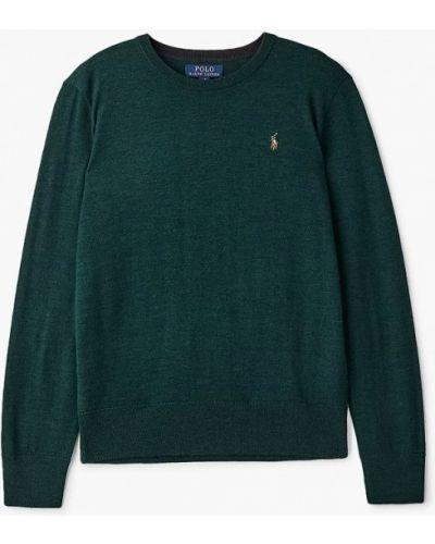 Зеленый свитер Polo Ralph Lauren