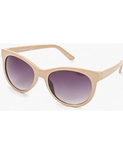 Солнцезащитные очки бежевые Marks & Spencer