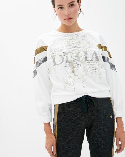 Белый свитшот Deha