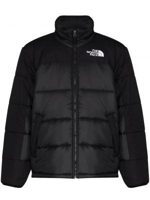 Черная длинная куртка Himalayan с длинными рукавами с карманами The North Face