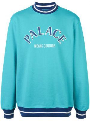 Bluza dresowa - niebieska Palace