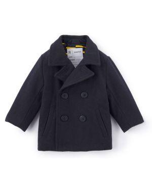 Пальто шерстяной на пуговицах La Redoute Collections