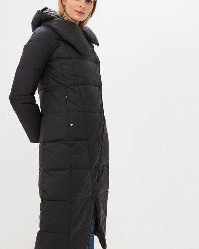 Зимняя куртка утепленная черная Montserrat