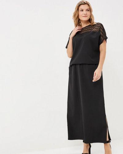Повседневное платье осеннее Sparada