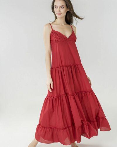 Сарафан - красное Ora