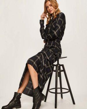 Повседневное платье из вискозы с декольте Jacqueline De Yong