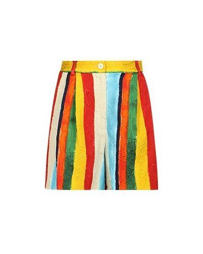 Разноцветные шорты Dolce&gabbana