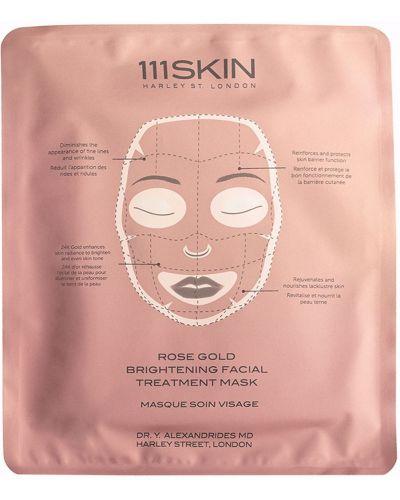 Maska do twarzy skórzany głęboki 111skin
