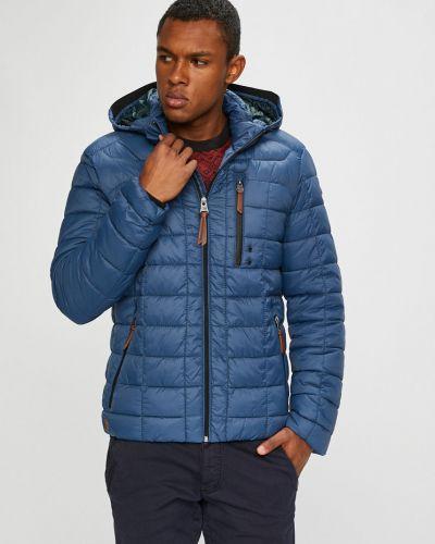 Утепленная куртка с капюшоном укороченная Camel Active