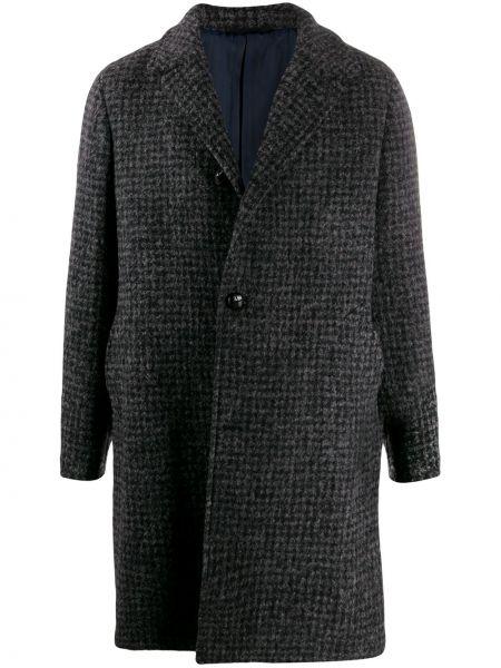 Płaszcz z wiskozy z długimi rękawami Mp Massimo Piombo