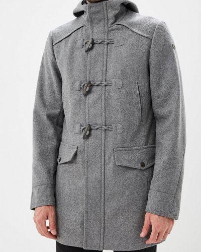 Пальто серое Dreimaster
