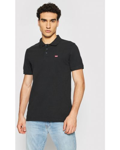 Czarna koszulka Levi's