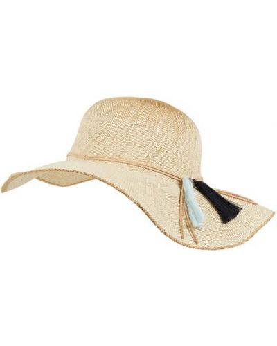 Beżowy kapelusz Barts