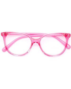 Różowa oprawka do okularów Stella Mccartney Kids