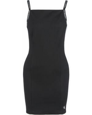 Облегающее платье на бретелях Calvin Klein Jeans