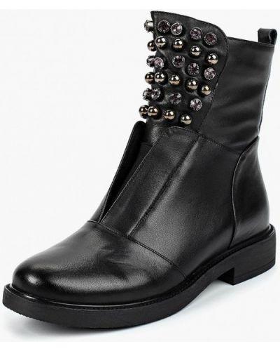 Кожаные ботинки осенние Marie Collet