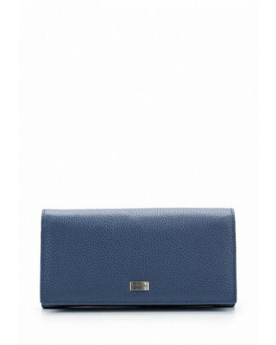 Синий кошелек Fabretti