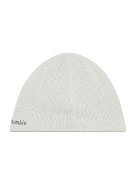 Czapka beanie - biała Columbia