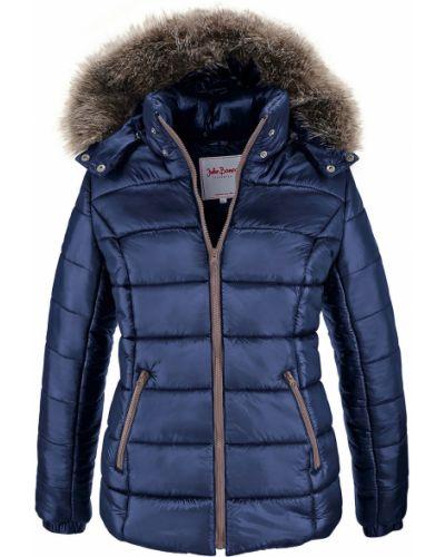 Зимняя куртка с капюшоном с опушкой Bonprix