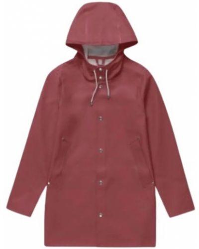 Czerwony płaszcz przeciwdeszczowy Stutterheim