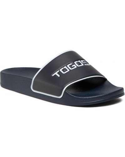 Sandały na lato granatowe Togoshi