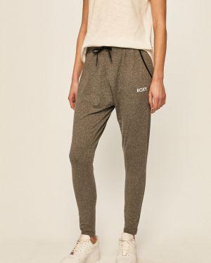 Спортивные брюки на резинке с карманами Roxy