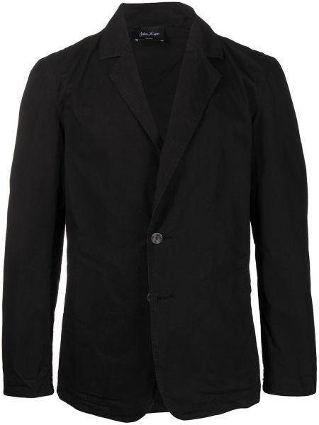Черный однобортный пиджак Andrea Ya'aqov