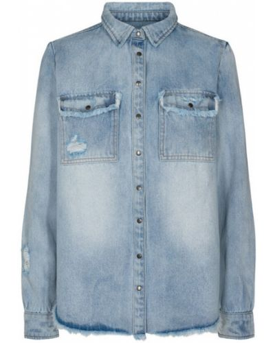 Koszula jeansowa - niebieska Sofie Schnoor