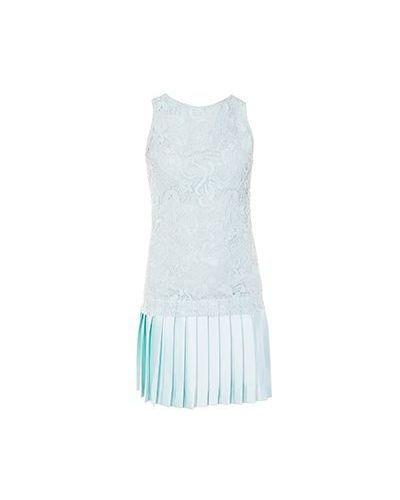 Голубое платье Scervino Street